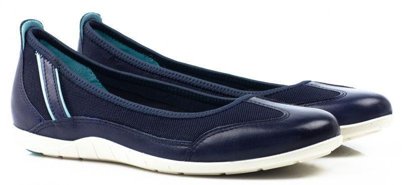 Балетки женские ECCO BLUMA ZW5203 размерная сетка обуви, 2017