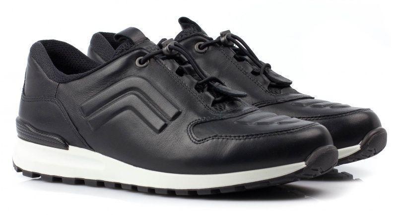 жіночі кросівки ecco cs14 232493(01001) шкіряні