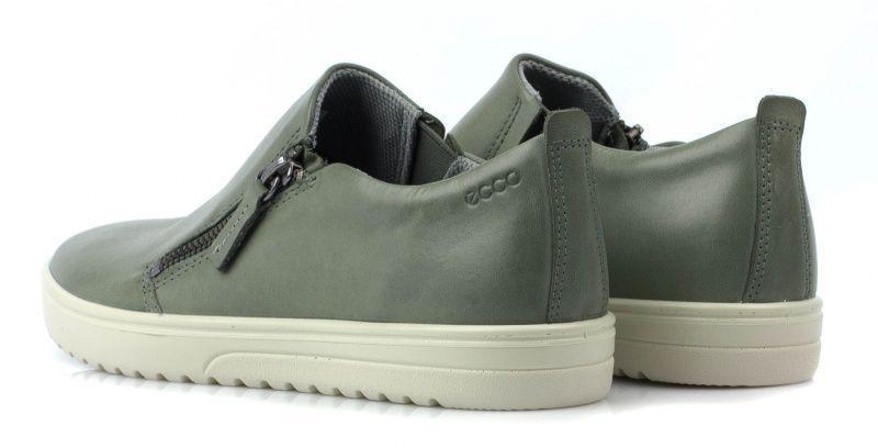 Cлипоны для женщин ECCO FARA ZW5217 брендовая обувь, 2017