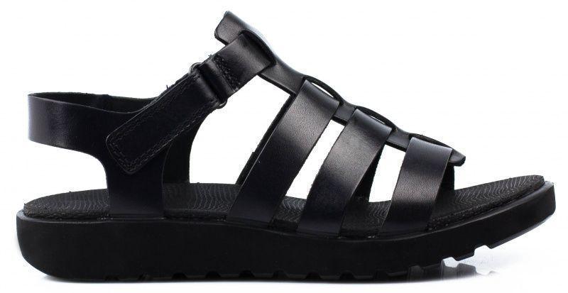 жіночі сандалі ecco freja sandal 238633(02001) шкіряні фото 1