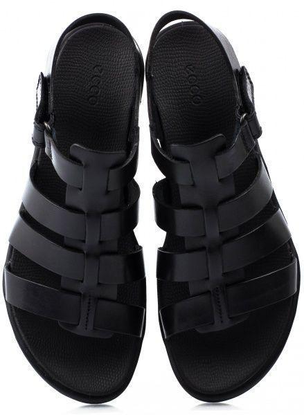 жіночі сандалі ecco freja sandal 238633(02001) шкіряні фото 4