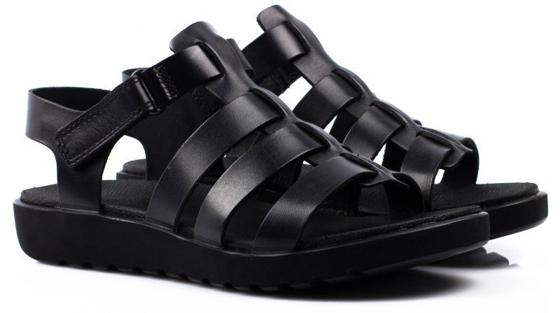 жіночі сандалі ecco freja sandal 238633(02001) шкіряні