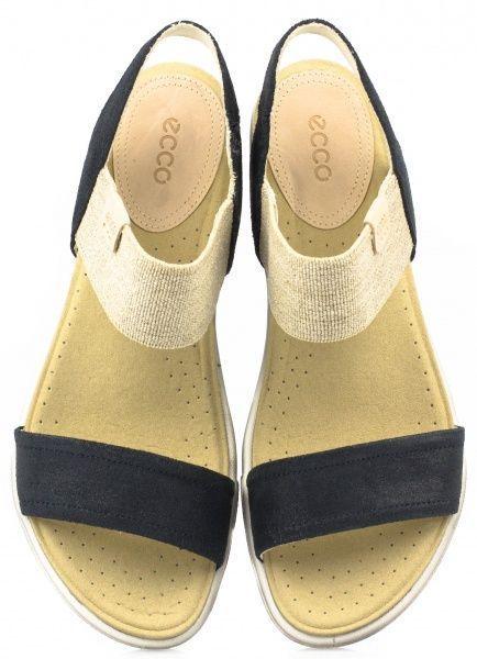 Сандалии для женщин ECCO DAMARA SANDAL ZW5244 модная обувь, 2017