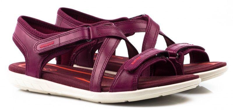 Сандалии женские ECCO BLUMA SANDAL ZW5246 размерная сетка обуви, 2017