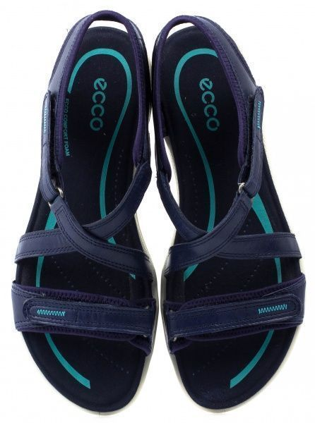 ECCO Сандалии  модель ZW5248 размерная сетка обуви, 2017