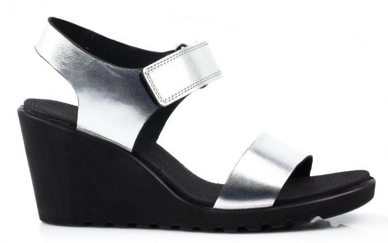 жіночі босоніжки ecco freja wedge sandal 249603(02097) шкіряні фото 1