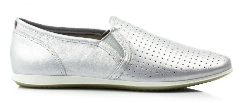 жіночі cліпони ecco touch sneaker 265063(01097) шкіряні фото 1