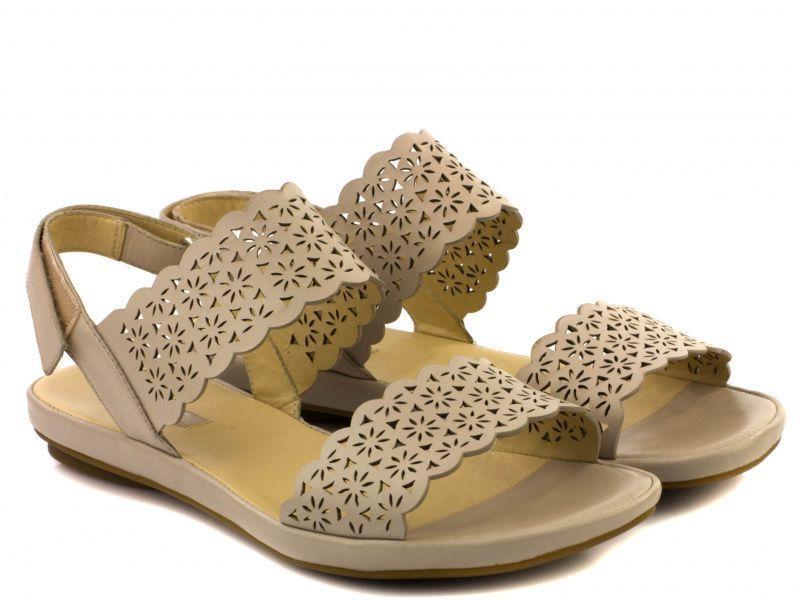 жіночі сандалі ecco tabora 15 330573(01118) шкіряні