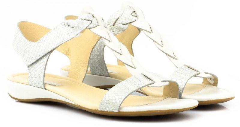 жіночі сандалі ecco bouillon sandal ii 352553(59730) нубукові