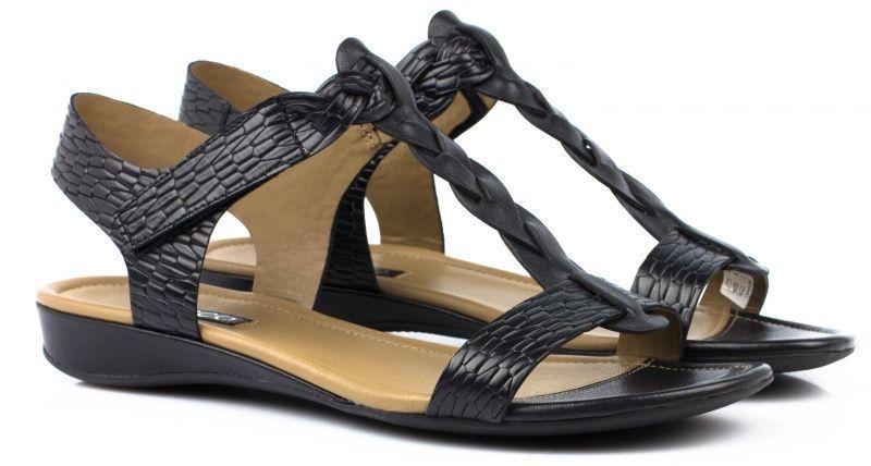 жіночі сандалі ecco bouillon sandal ii 352553(53859) шкіряні