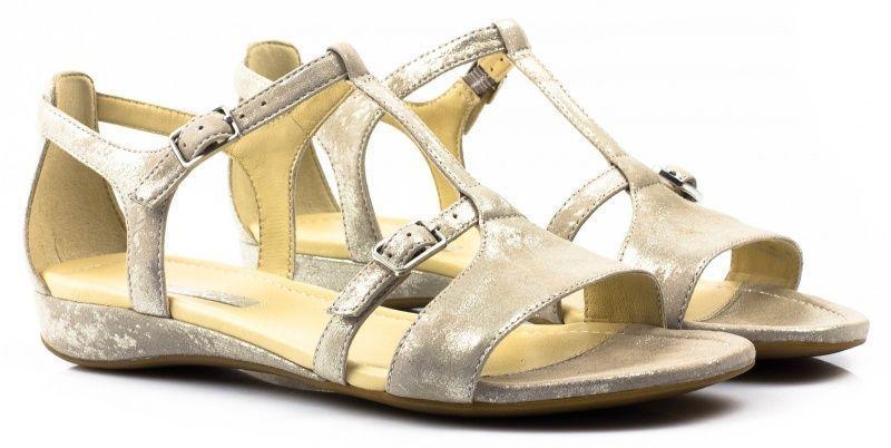 жіночі сандалі ecco bouillon sandal ii 352623(05459) шкіряні