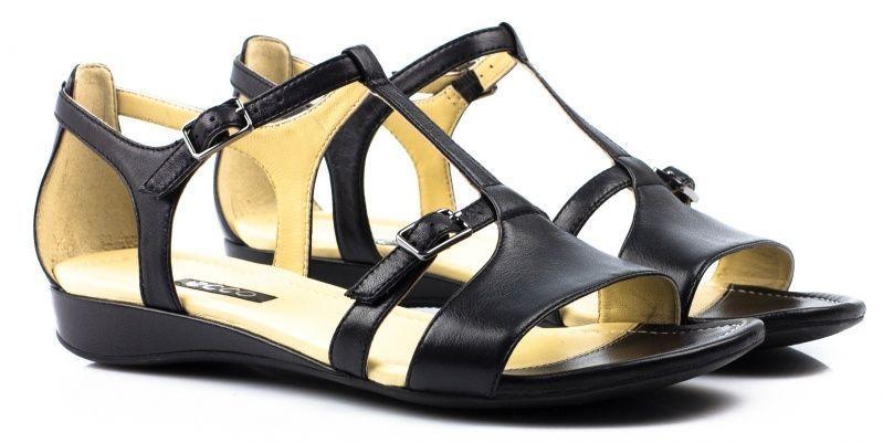 жіночі сандалі ecco bouillon sandal ii 352623(01001) шкіряні