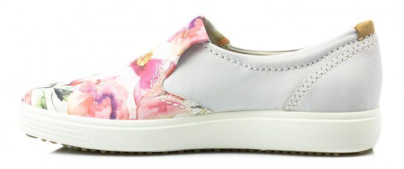 Cлипоны для женщин ECCO SOFT 7 ZW5312 брендовая обувь, 2017