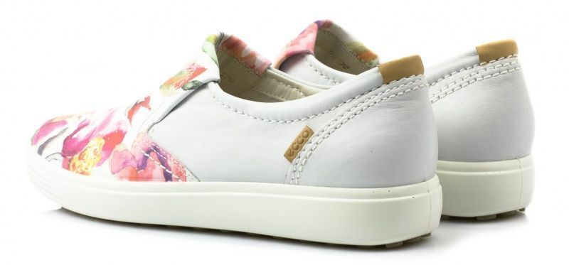 Cлипоны для женщин ECCO SOFT 7 ZW5312 размерная сетка обуви, 2017