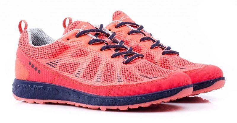 жіночі кросівки ecco terratrail 803503(59423) текстильні