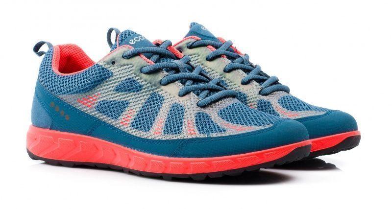 жіночі кросівки ecco terratrail 803503(59486) текстильні