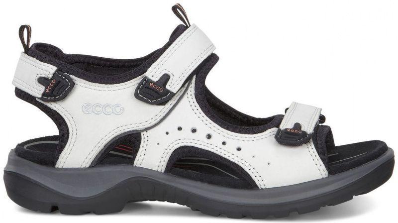 жіночі сандалі ecco offroad 822043(02152) шкіряні