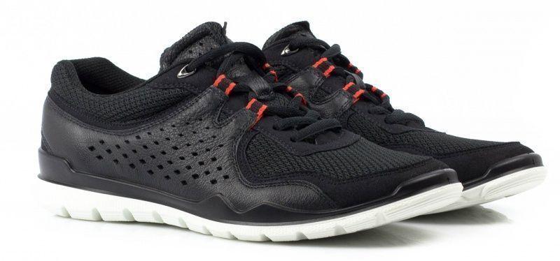 жіночі кросівки ecco lynx 830423(51052) шкіряні/текстильні
