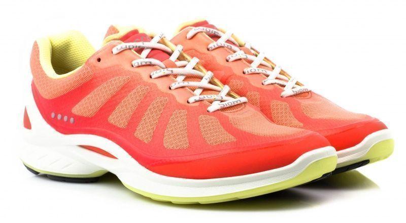 жіночі кросівки ecco biom fjuel ZW5341 текстильні