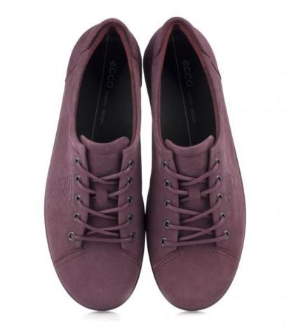 Полуботинки женские ECCO SOFT 2.0 206503(02070) цена обуви, 2017