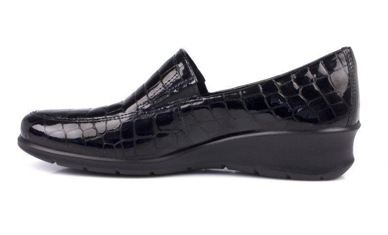 Полуботинки женские ECCO FELICIA ZW5360 размерная сетка обуви, 2017