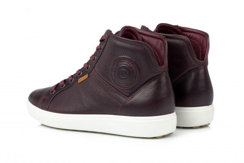 Ботинки для женщин ECCO SOFT 7 LADIES ZW5381 , 2017