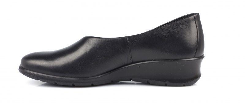 Полуботинки женские ECCO FELICIA ZW5383 размерная сетка обуви, 2017