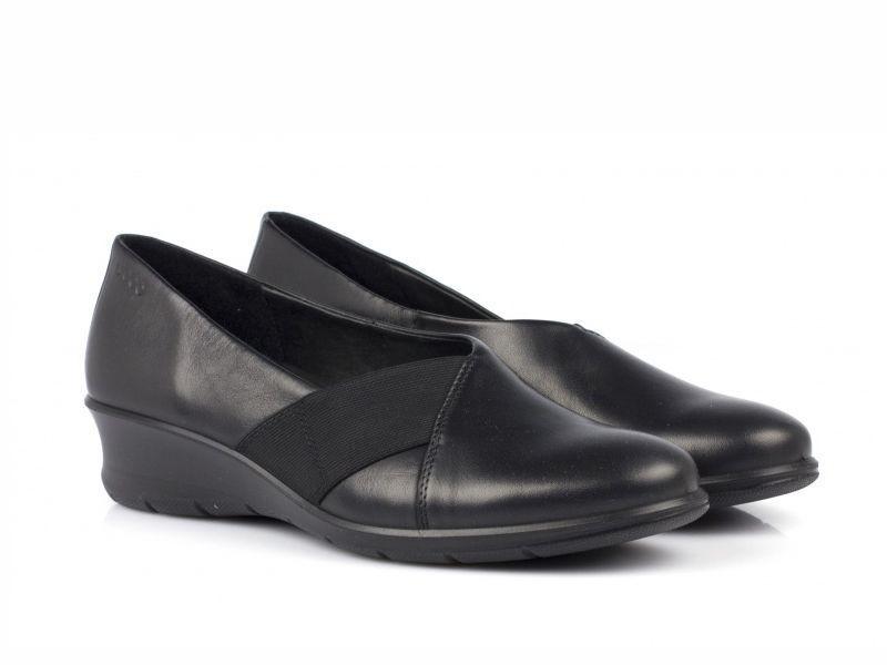 Полуботинки женские ECCO FELICIA ZW5383 брендовая обувь, 2017