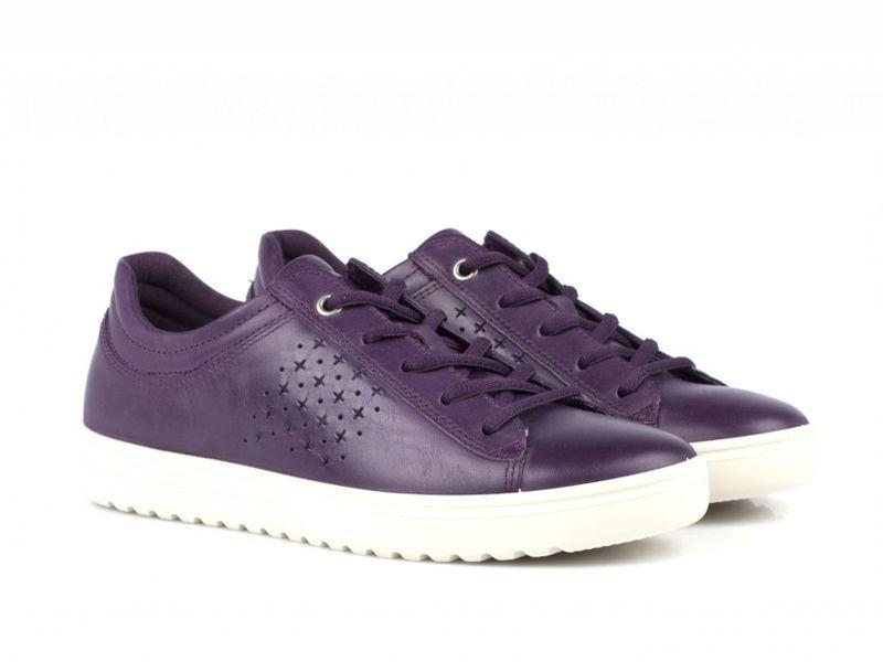 Купить Полуботинки женские ECCO FARA ZW5384, Фиолетовый