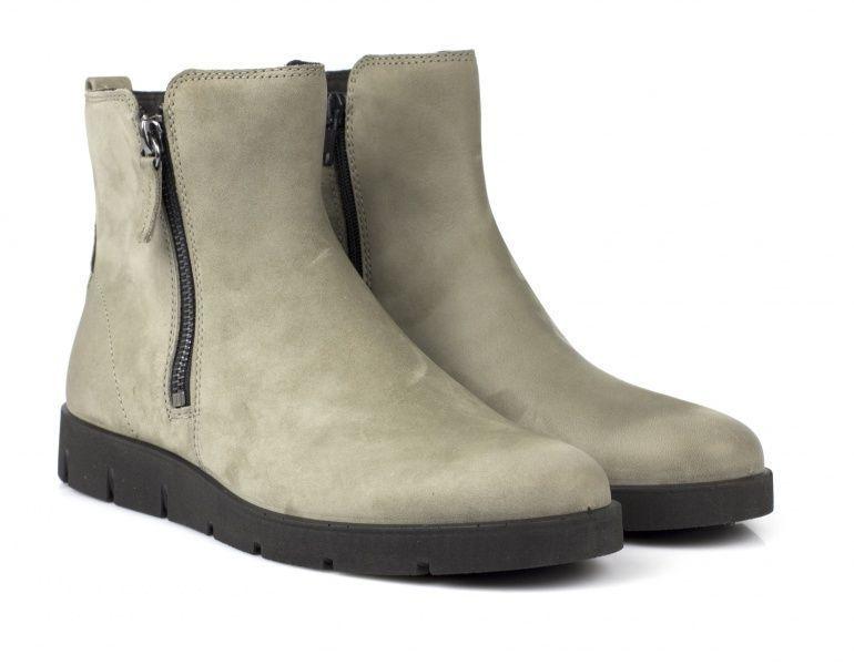 Ботинки женские ECCO BELLA ZW5387 размерная сетка обуви, 2017