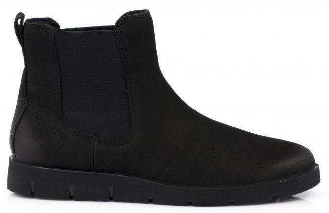 жіночі черевики ecco bella 282023(02001) нубукові