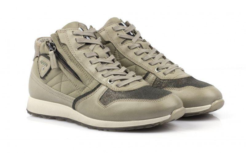 Ботинки женские ECCO SNEAK LADIES ZW5392 цена обуви, 2017