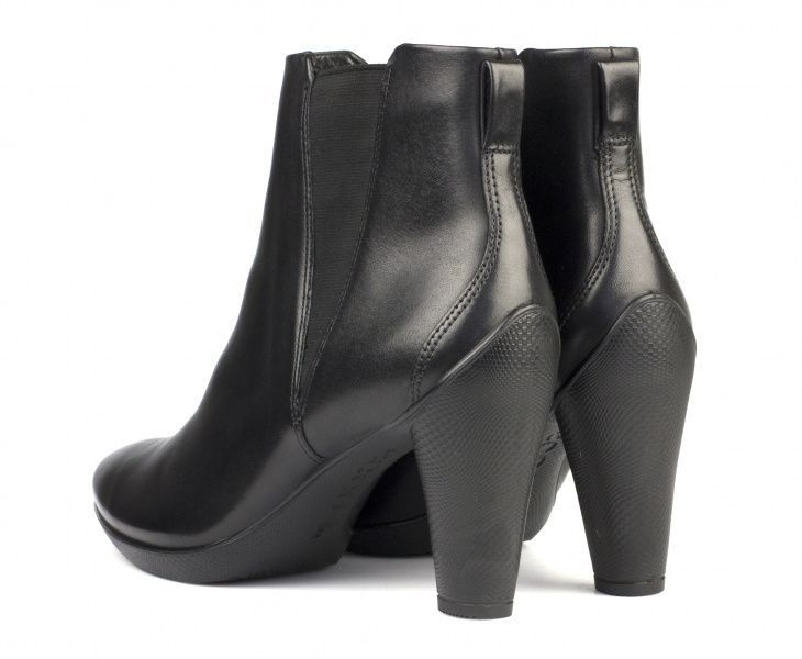 ECCO Ботинки  модель ZW5406 размеры обуви, 2017