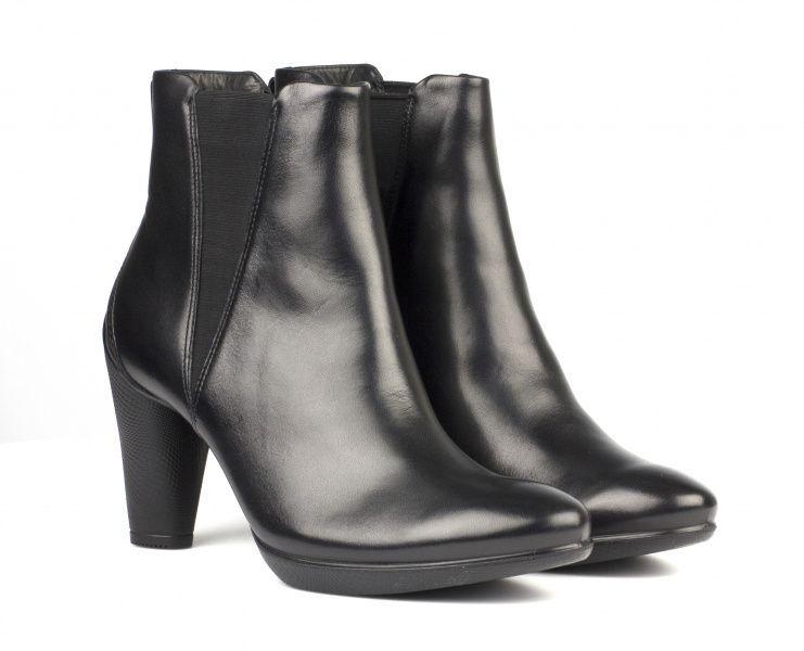 Ботинки женские ECCO SCULPTURED 75 ZW5406 размерная сетка обуви, 2017