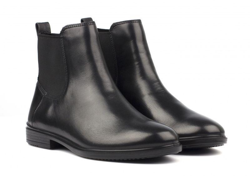 Ботинки для женщин ECCO TOUCH 15 B ZW5408 размерная сетка обуви, 2017