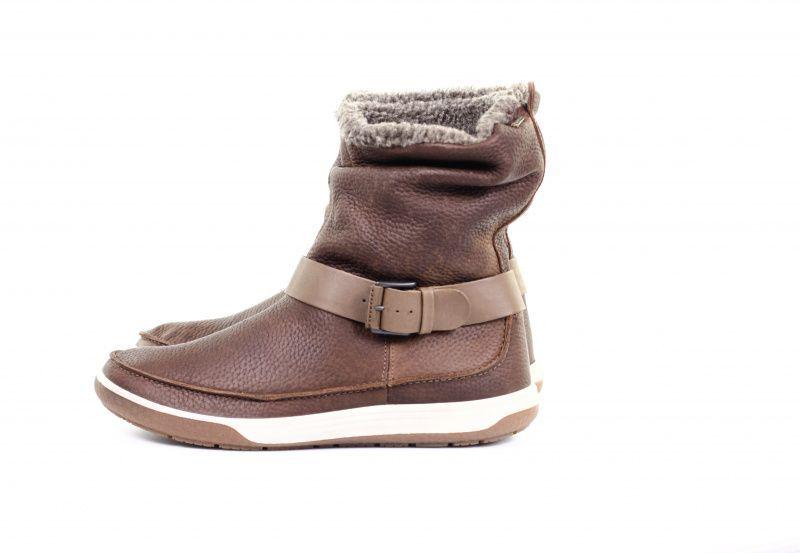 Ботинки для женщин ECCO CHASE II ZW5417 размерная сетка обуви, 2017