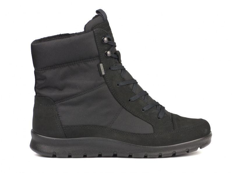 Ботинки для женщин ECCO BABETT BOOT ZW5420 примерка, 2017