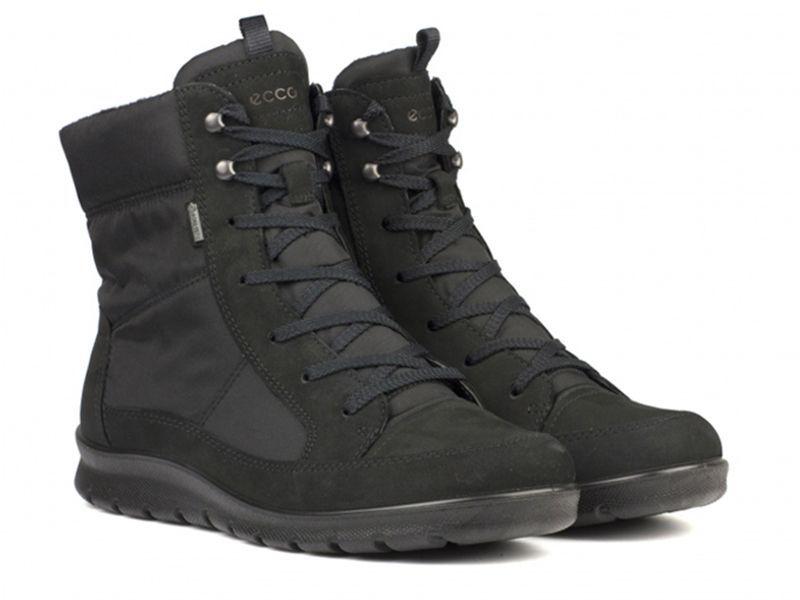 Купить Ботинки женские ECCO BABETT BOOT ZW5420, Черный