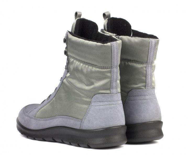 Ботинки для женщин ECCO BABETT BOOT ZW5421 смотреть, 2017