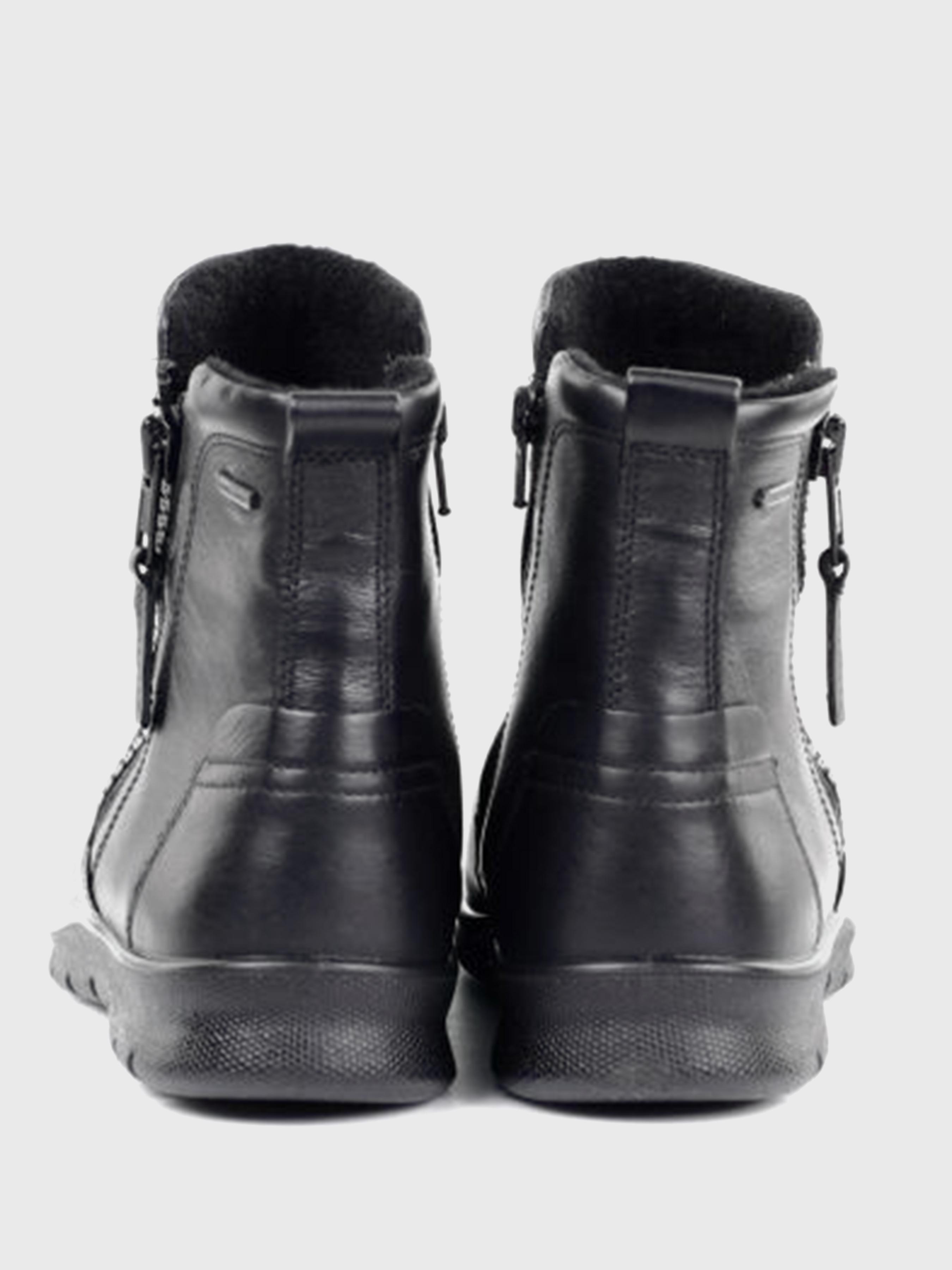 Ботинки женские ECCO BABETT BOOT ZW5422 купить обувь, 2017