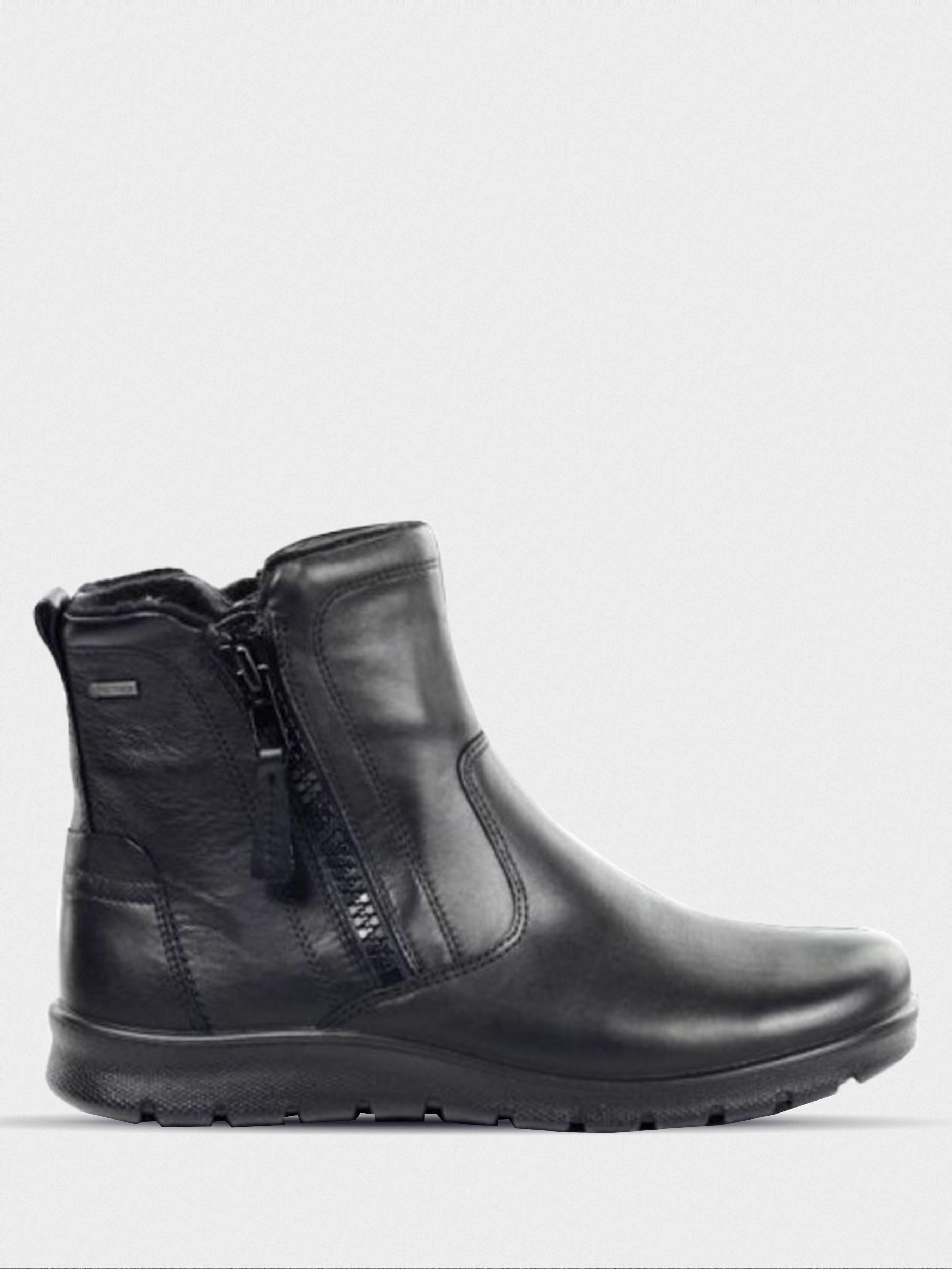 Купить Ботинки женские ECCO BABETT BOOT ZW5422, Черный