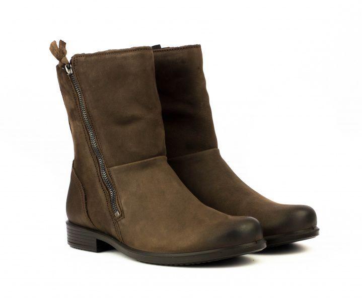 Ботинки для женщин ECCO TOUCH 25 B ZW5429 размерная сетка обуви, 2017