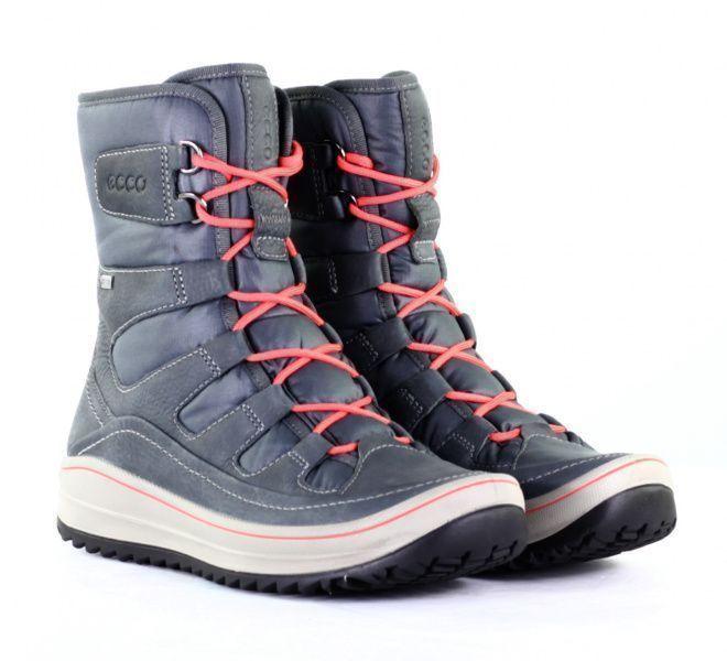Купить Ботинки для женщин ECCO TRACE ZW5466, Серый