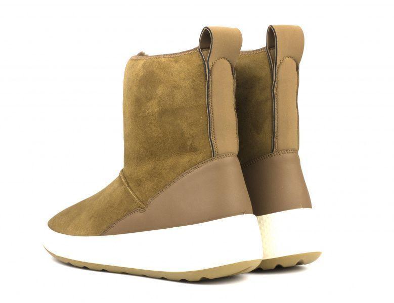 Сапоги для женщин ECCO UKIUK ZW5482 брендовая обувь, 2017