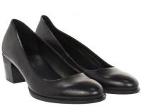 Туфли женские ECCO SHAPE 35 267033(01001) брендовая обувь, 2017