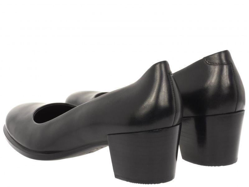 Туфли женские ECCO SHAPE 35 267033(01001) размеры обуви, 2017