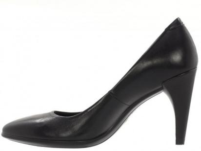 Туфли для женщин ECCO SHAPE 75 POINTY 269503(11001) брендовая обувь, 2017