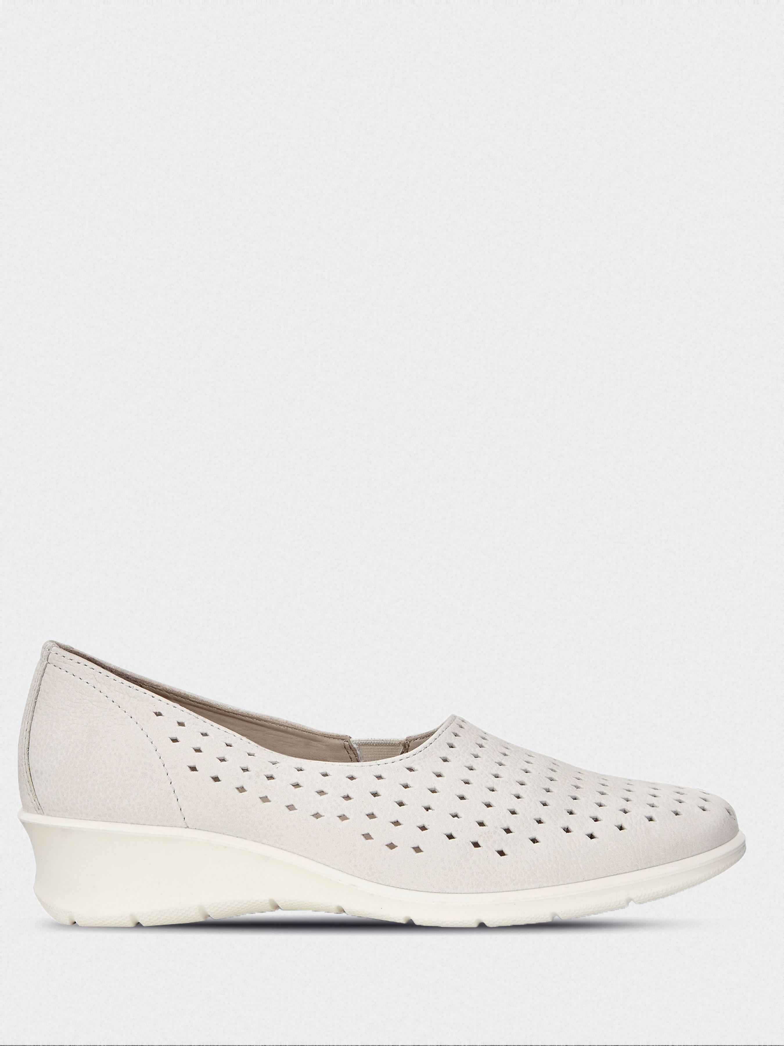 Cлипоны для женщин ECCO FELICIA ZW5521 модная обувь, 2017