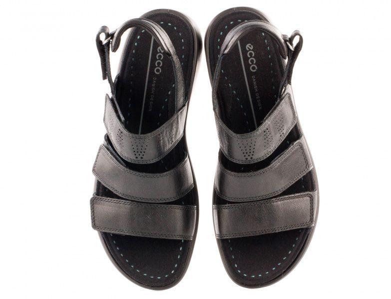 ECCO Сандалі жіночі модель ZW5526. Сандалі для жінок ECCO SOFT 5 ZW5526  купити взуття d2760b673c538