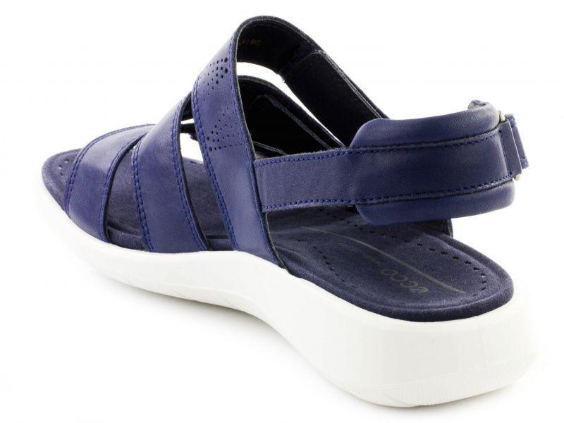 Сандалии для женщин ECCO SOFT 5 ZW5527 купить обувь, 2017